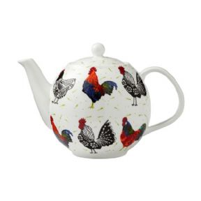 Ulster Weavers Rooster Bone China Tea Pot